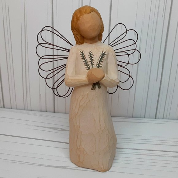 2001 Willow Tree Angel of Remembrance
